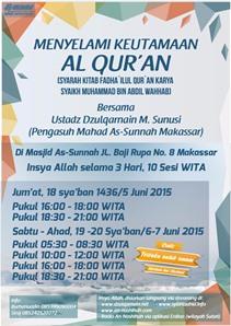 Menyelami Keutamaan Al-Quran