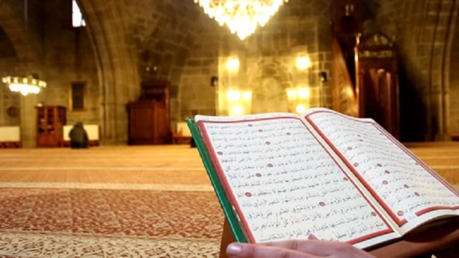 Membaca Shadaqallahul 'Azhim