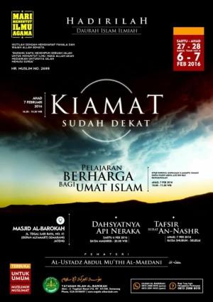 Daurah Islam Ilmiah - Semarang