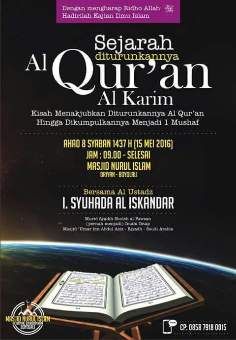 Sejarah di Turunkannya Al-Qur`an.jpg