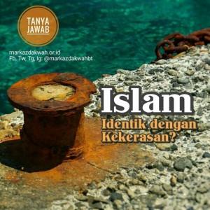 Islam Identik dengan kekerasan