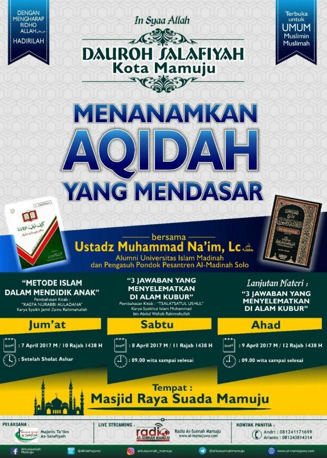 Metode islam dalam mendidik anak