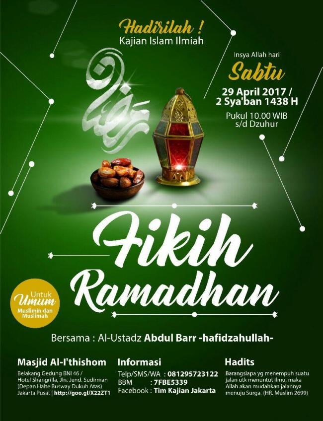 Fikih Ramadhan