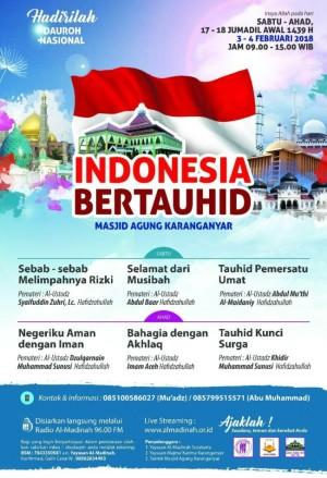 Indonesia Bertauhid