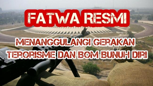Fatwa Resmi Menanggulangi Terorisme2