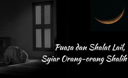 puada dan shalat lail - ustadz abdul qadir