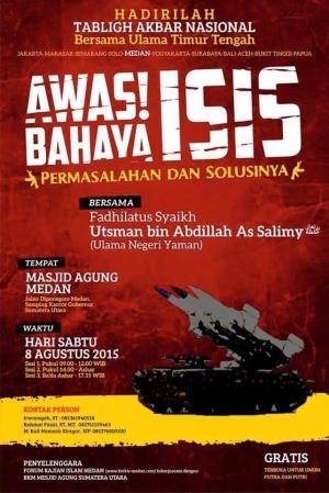 Awas bahay Isis
