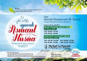 Syarah-Asmaul-Husna-Makassar