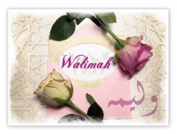 walimah