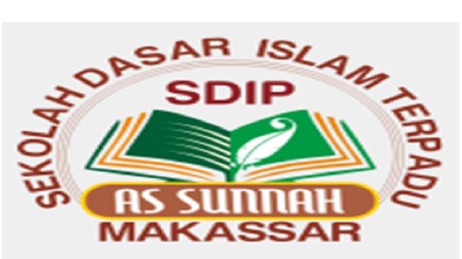 Logo SDIP As-Sunnah Makassar