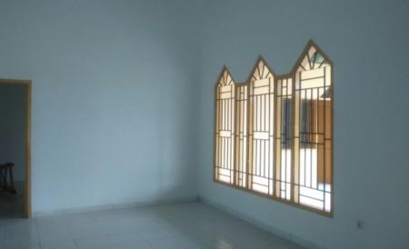 Tampak dalam Masjid Pasang Kayu, Selesai