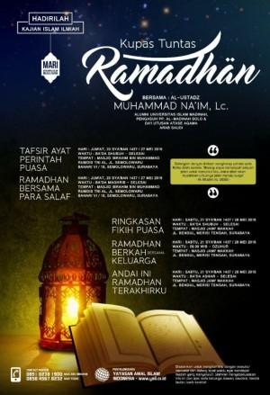 Kupas tuntas ramadhan
