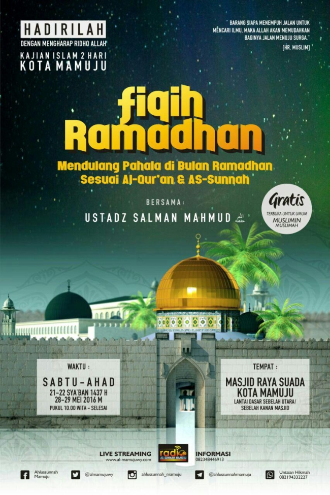 fiqih ramadhan
